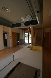 キッチンの施工例3