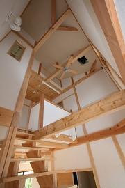 階段の施工例1