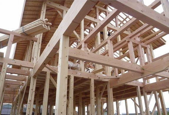 耐震補強の構造